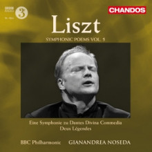 LISZT: Poemi Sinfonici Vol.5