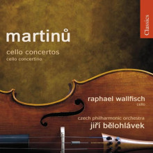 Martinu: Concerti Per Cello