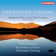 GUNNING: Sinfonie NN. 3 & 4