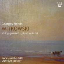 WITKOWSKI: Quartetto per archi
