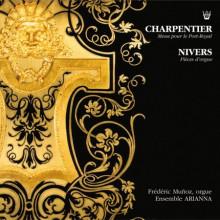 CHARPENTIER - NIVERS: Opere per organo