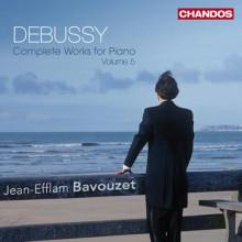 DEBUSSY: Opere per piano Vol.5