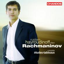 Rachmaninov: Etudes - Tableaux Opp.33 & 39