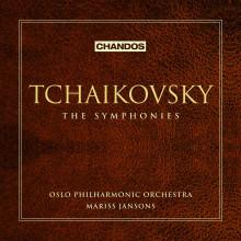 TCHAIKOVSKY: Integrale delle Sinfonie