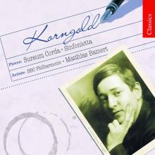Korngold: Sursum Corda