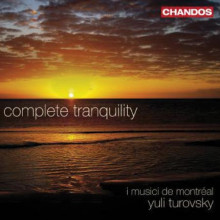 AA.VV.: Complete Tranquility
