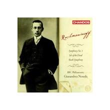 Rachmaninov:l'isola Dei Morti - Sinf N.1