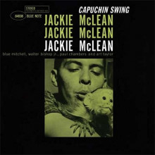 J.MCLEAN: Capuchin Swing (45rpm)