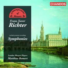RICHTER F.X.: Sinfonie