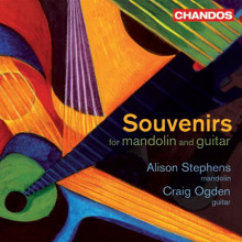 AA.VV.: Musica per mandolino e chitarra
