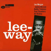 LEE MORGAN: Lee - way (45rpm)