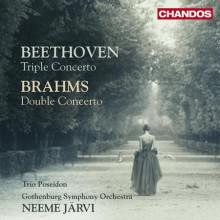 BEETHOVEN:Triplo Concerto - BRAHMS: Doppio