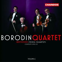 BEETHOVEN: Quartetti per archi Vol.6