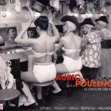 Poulenc - Auric: Musica da camera