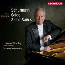SCHUMANN - GRIEG: Concerti per piano