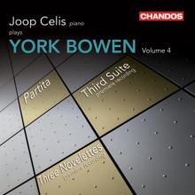 BOWEN: Opere per piano solo Vol.4