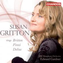 BRITTEN - FINZI - DELIUS: Songs
