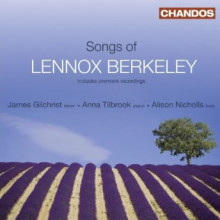 BERKELEY LENNOX: Songs