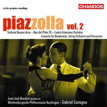 Piazzolla: Opere Orchestrali