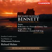 Bennett: Opere Orchestrali