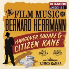 Herrmann B.:hangover Square - Citizen Cane