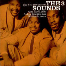 THE 3 SOUNDS: Introducing The 3 Sounds