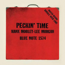 HANK MOBLEY: Peckin' time