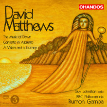 David Matthews: Opere Orchestrali