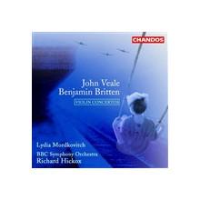 VEALE - BRITTEN: Concerti per violino