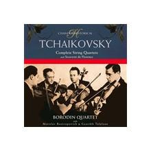 Tchaikovsky: Quartetti Per Archi Nn.1 - 3.