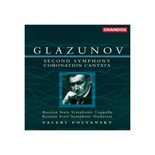 GLAZUNOV: Sinfonia N.2 - Coranation Canta