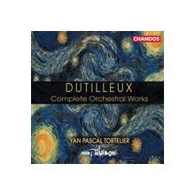 Dutilleux: Integrale Dell'opera Per Orch