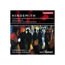 HINDEMITH: Concerto per violino