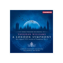 VAUGHAN WILLIAMS: A London Symphony (191