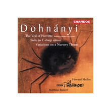 Dohnanyi: The Veil Of Pierette
