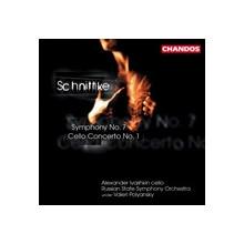 SCHNITTKE: Sinfonia N. 7 - Concerto per c