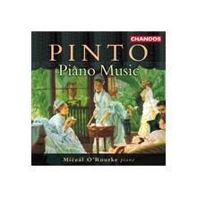 PINTO: Musica per piano