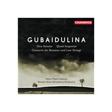 Gubaidulina: Duo Sonata - Quasi Hoquentus