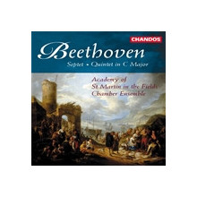 BEETHOVEN: Sestetto - Quintetto in Do
