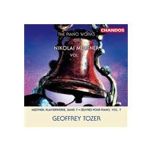 MEDTNER: Musica per piano Vol.7