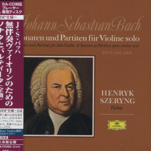 BACH: Sonate e Partite BWV 1001 - 1006
