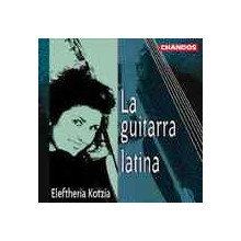 Aa.vv.: La Guitarra Latina