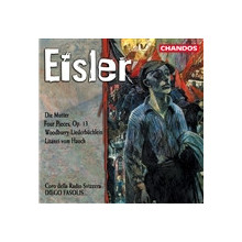Eisler: Die Mutter - Vier Stucke