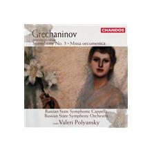 GRECHANINOV: Sinfonia N. 5 - Messa Ecumen