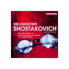 Shostakovich: Lo Shostakovich Sconosciut