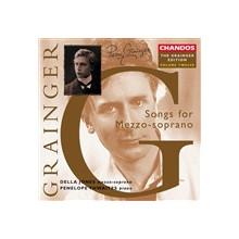 Grainger: Canzoni Per Mezzo - Soprano Vol.