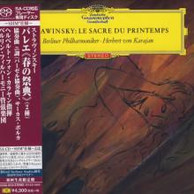 Stravinsky: La Sagra Della Primavera