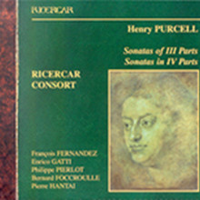 Purcell: Sonate A 3 E 4 Parti