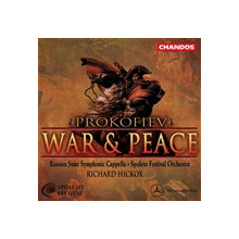Prokofiev: War And Paece