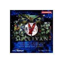 SULLIVAN: Sinfonia 'Irish' - Suite da La